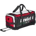 Invicta Trolley Tasche Team Tech Gear schwarz rot weiß 35 cm Schuhe & Handtaschen