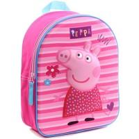 3D Kindergarten Rucksack ca. 31 cm Kinder Tasche Kinderrucksack Peppa Pig Koffer Rucksäcke & Taschen