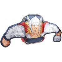 Artesania Cerda Mochila Infantil Personaje Avengers Thor Kinder-Rucksack 31 cm Grau Gris Koffer Rucksäcke & Taschen