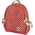 Die Spiegelburg 30282 Kinder-Rucksack Fröhliche Tupfen Koffer Rucksäcke & Taschen