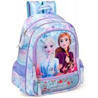 Disney´s Die Eiskönigin Rucksack 39x32x14 Mädchen Schultertasche Kinderrucksack Anna ELSA Koffer Rucksäcke & Taschen