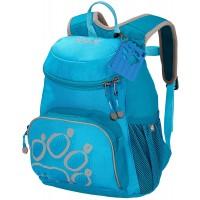 Jack Wolfskin Unisex Jugend Little Joe Rucksack Atoll Blue One Size Koffer Rucksäcke & Taschen