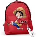 Kinder Rucksack 3D Anime One-Piece Kinderrucksäcke Schülertasche College-Stil Schultasche Coole Mode Jungen Backpack Mädchen Student Daypack bag7 Koffer Rucksäcke & Taschen