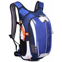 LOCAL LION Fahrradrucksack Trinkrucksack Reiserucksack Sportrucksack Tagesrucksack Alltags Daypacks Backpack Outdoor Ultraleicht Unisex 18L Blau… Koffer Rucksäcke & Taschen