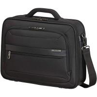 Samsonite Vectura Evo - 15.6 Zoll Laptoptasche 41 cm 15.5 L Schwarz Black Koffer Rucksäcke & Taschen