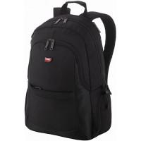 Von Cronshagen hochwertiger Rucksack 15 6 Zoll Unisex für Schule Arbeit oder Business Daypack Qualitätsrucksack für den Alltag Koffer Rucksäcke & Taschen