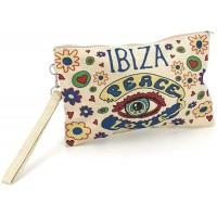 Damen Mädchen Ibiza Clutch Party Abendtasche Handgelenktasche Schuhe & Handtaschen