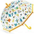 Djeco Regenschirm Raumzubehör Jugendliche Unisex Mehrfarbig Mehrfarbig einzigartig Koffer Rucksäcke & Taschen