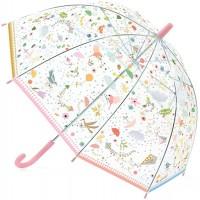 Kinder Regenschirm Stockschirm Transparent Djeco Koffer Rucksäcke & Taschen