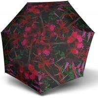 Knirps T.050 medium Manual Taschenschirm Regenschirm Mariah Violett Rot Grün 89 cm Koffer Rucksäcke & Taschen