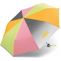 Scout Kinder Regenschirm Taschenschirm Schultaschenschirm mit großen Reflektionsflächen und kräftigen Farben extra leicht Safety Koffer Rucksäcke & Taschen