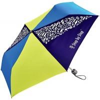 Step by Step Blue Yellow Regenschirm Koffer Rucksäcke & Taschen
