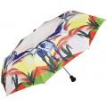 VON LILIENFELD Regenschirm Taschenschirm Franz Marc Blaues Pferd Windfest Auf-Automatik Stabil Leicht Kompakt Kunst Koffer Rucksäcke & Taschen