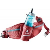 deuter Unisex – Erwachsene Pulse 2 Hüfttasche cranberry One Size Koffer Rucksäcke & Taschen