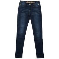 Desigual Damen Denim Long Trouser Sky Woman Blue Skinny Jeans Bekleidung