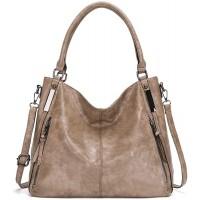 KL928 tasche damen Handtasche gross Umhängetasche Schultertasche Damenhandtasche PU Leder elegante Tasche damen Henkeltaschen für frauen 7192#687#13#kaqi Schuhe & Handtaschen