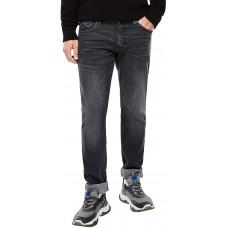 Q S designed by - s.Oliver Herren Slim Fit Slim Leg-Jeans Q S designed by Bekleidung