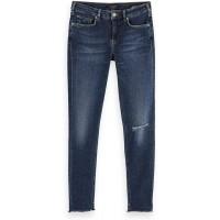 Scotch & Soda Damen La Bohemienne - Hot Shot Jeans Bekleidung