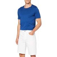 Scotch & Soda Herren Ralston Garment Dyed Colours Denim Shorts Bekleidung