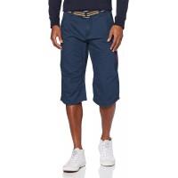 Timezone Herren Regular Connortz Shorts Blau total Eclipse 3393 W38Herstellergröße38 MainApps Bekleidung