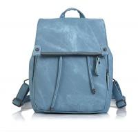 Mode umhängetasche Rucksack pu Leder Frauen mädchen Damen Rucksack Reisetasche Daypack Blau Schuhe & Handtaschen
