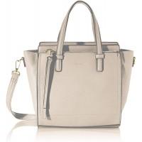 Gabor Shopper Damen Beige Rosaria 31x10x24 cm Tasche Umhängetasche Schuhe & Handtaschen