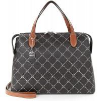 Tamaris Shopper Anastasia ML1000 Damen Handtaschen Print black 100 One Size Schuhe & Handtaschen